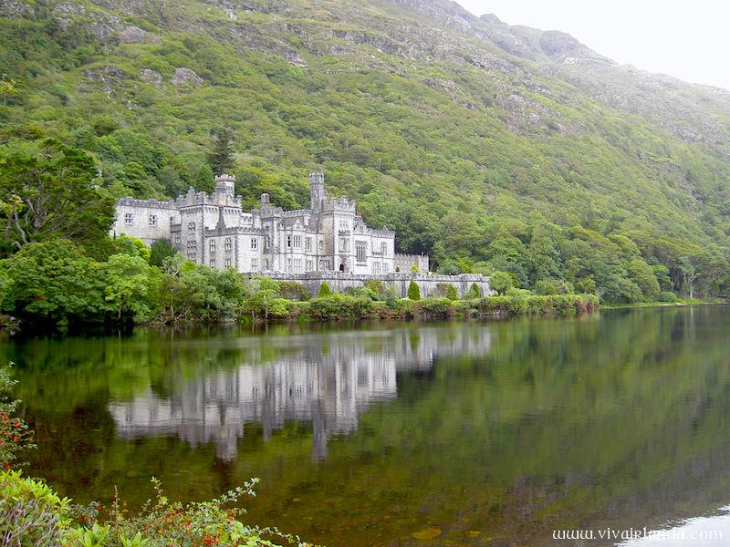 Irlanda Abadia Kylemore